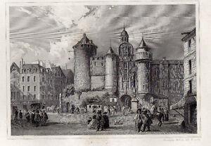 100% De Qualité Paris Ancien & Historique / Le Grand Chatelet