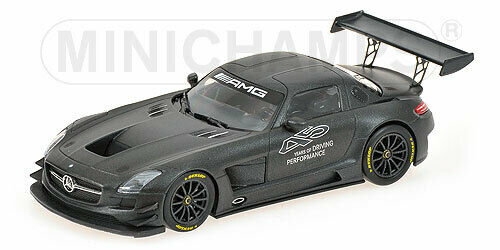 MINICHAMPS Mercedes Benz SLS AMG GT3 45 Years  1 43 410133200