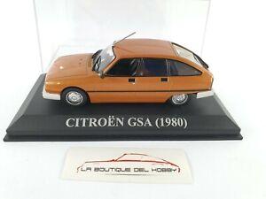 CITROEN-GSA-1980-ALTAYA-ESCALA-1-43