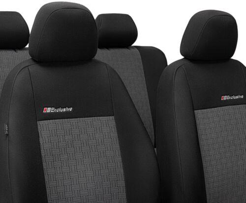 EXCLUSIVE Komplett Set Autositzbezüge Sitzbezüge Schonbezüge für Audi A3 AKR