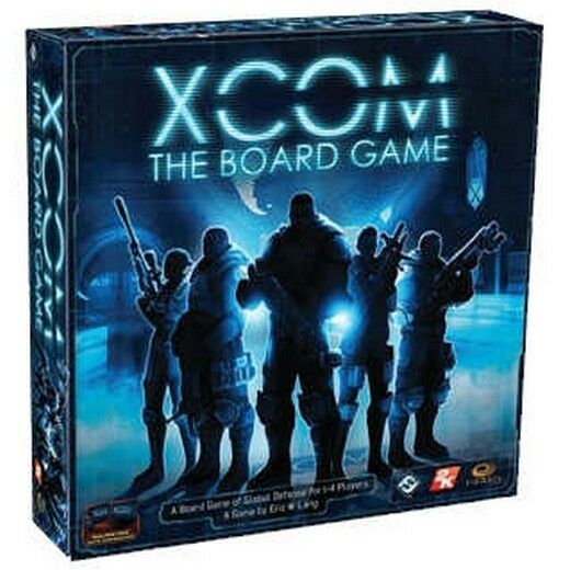 XCOM, The Boardgame - Gioco da Tavola - New, English