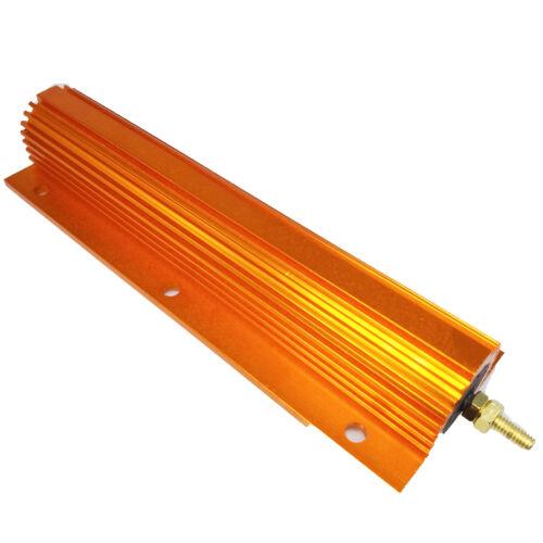 US Stock 10 ohm 10R 200W Watt Aluminum Housed Metal Case Wirewound Resistors