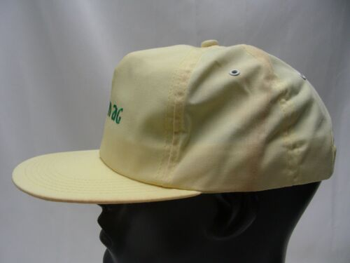 amarillo Gorra vintage snapback Am Ajustable Ag Sombrero 5wUxS110q