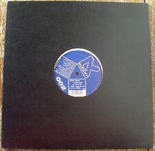 "Novus 12"" VINILE URBAN Static 2000 Progressive House Records airgap AIRG 002"