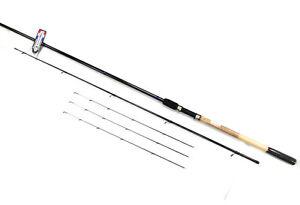 Garbolino super rocket picker feeder fishing rod 8ft for Rocket fishing rod