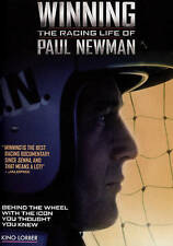 Winning: The Racing Life of Paul Newman, Good DVD, Steve Mcqueen, Tom Cruise, Pa