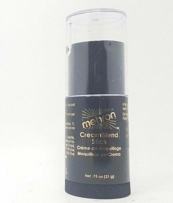 Mehron Creme Stick Blend Theatre Makeup Creamblend Makeup Cream Foundation Gold