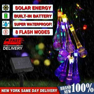 Solar-Powered-String-Light-Garden-Lamp-for-Christmas-Outdoor-Waterproof-30-LED