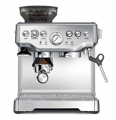 Breville BES870XL Barista Express coffee maker