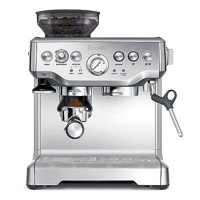 Breville BES870XL Barista Express coffee maker