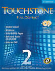 Touchstone Level 2 Full Contact (with NTSC DVD): No. 2 by Michael McCarthy, Jeanne McCarten, Helen Sandiford (Mixed media product, 2008)