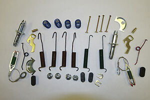"for Mopar Rear 10"" Drum Brake Total Hardware Rebuild Kit B, E-Body Cuda Charger"