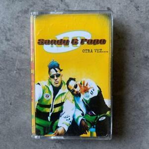 Sandy-MC-amp-MC-Papo-Otra-Vez-Cassette-1997-US-Latin-Merengue-Hip-Hop