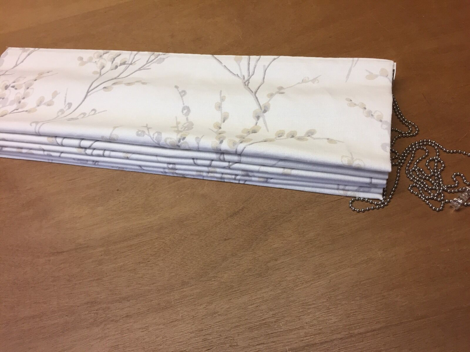 Laura Ashley Pussy Willow 3652720 Roman Blind Made To Measure All 15 Cols