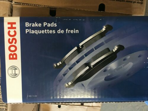 Frt Disc Brake Pads  Bosch  BE465ah
