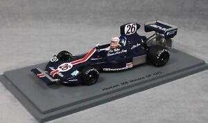 Spark-Hesketh-FORD-308-Grand-Prix-de-Monaco-1975-Alan-Jones-S2240-1-43-NEUF