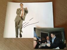 Vince Vaughn WEDDING CRASHERS SIGNED 8X10 PHOTO With Proof Pic