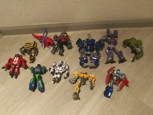Transformers-Action-Figure-Robot-Lot-For-Parts-For-Parts-Only