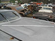 "Mopar ""NOS"" 1970-71 Plymouth Fury II RH Fender Finish Moulding 3481998"
