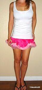 pelliccia Victoria di Things Secret Rara S Little Lingerie Raso Sexy Gonna intimo Rosa gOx0Yqtwxn