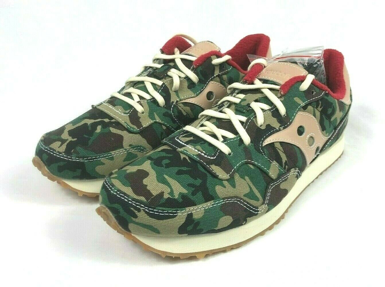SAUCONY DXN TRAINER LODGE PACK CAMO CAMO CAMO SZ 10.5 DS 100% AUTHENTIC WITH RECEIPT b0b9e7