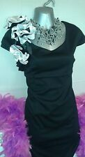 Kaleidoscope dress size 18 pencil Cocktail Evening wedding party Occasion floral