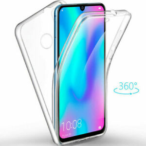 Samsung-Galaxy-S10-Plus-360-Front-amp-Back-Slim-TPU-Silicone-Clear-Gel-CaseA50-80