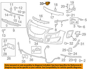 gm oem-outside air ambient temperature sensor 9152245 | ebay 2012 chevy cruze wiring harness 2012 chevy cruze wiring diagram air temp