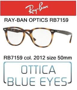 Occhiali-da-vista-RAY-BAN-RX-OPTICS-RB-7159-2012-50mm-RAYBAN-EYEGLASSES-unisex