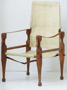 kaare klint fauteuil scandinave safari teck edition ancienne - Fauteuil Scandinave Vintage