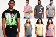 Superdry T-Shirts f. Damen & Herren versch. Modelle