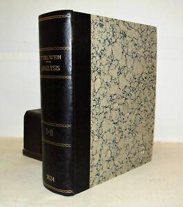 MATEMATICA-J-A-Eytelwein-Grundlehren-der-horen-Analisis-1824-2-vols-en-1