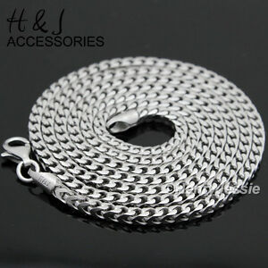 24-034-MEN-925-STERLING-SILVER-2MM-FRANCO-BOX-CURB-LINK-CHAIN-NECKLACE-ASN5