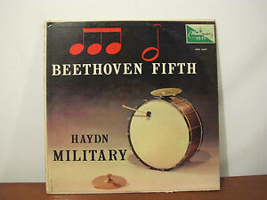 Beethoven-Fifth-amp-Haydn-Military-Westminster-LP-XWN-18579-33-RPM