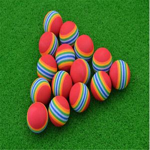 20Pcs-Light-Foam-Golf-Balls-Sponge-Elastic-Indoor-Outdoor-Practice-Training-New