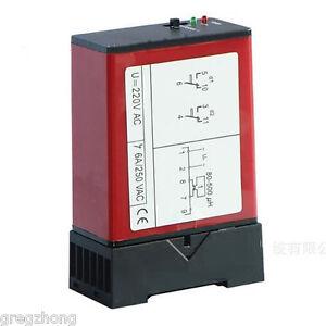 220/110VAC 24V/12V AC/DC Traffic Inductive Loop Vehicle Detector Signal Control