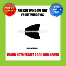 VOLVO XC70 ESTATE 2000+ FRONT PRE CUT WINDOW TINT KIT