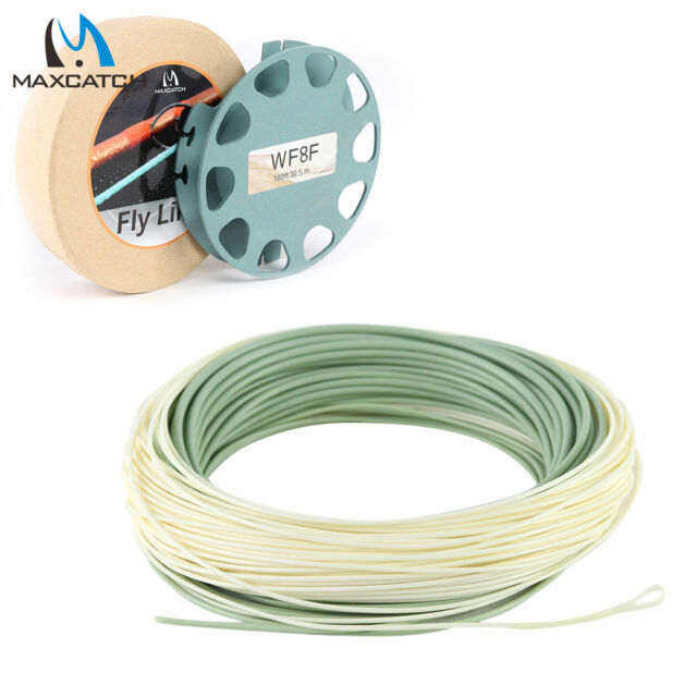 RIO MAINSTREAM SALTWATER WF-8-F #8 WT WEIGHT FORWARD FLOATING FLY LINE
