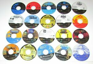 Lot-of-20-Scratched-Damaged-Games-for-Nintendo-GameCube-Fast-Shipping
