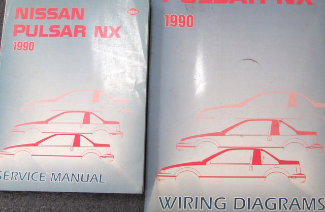 Diagram 1989 Nissan 300zx Service Shop Repair Manual Set Oem Service Manual And The Wiring Diagrams Manual Full Version Hd Quality Diagrams Manual Sitexsmyth Tomari It