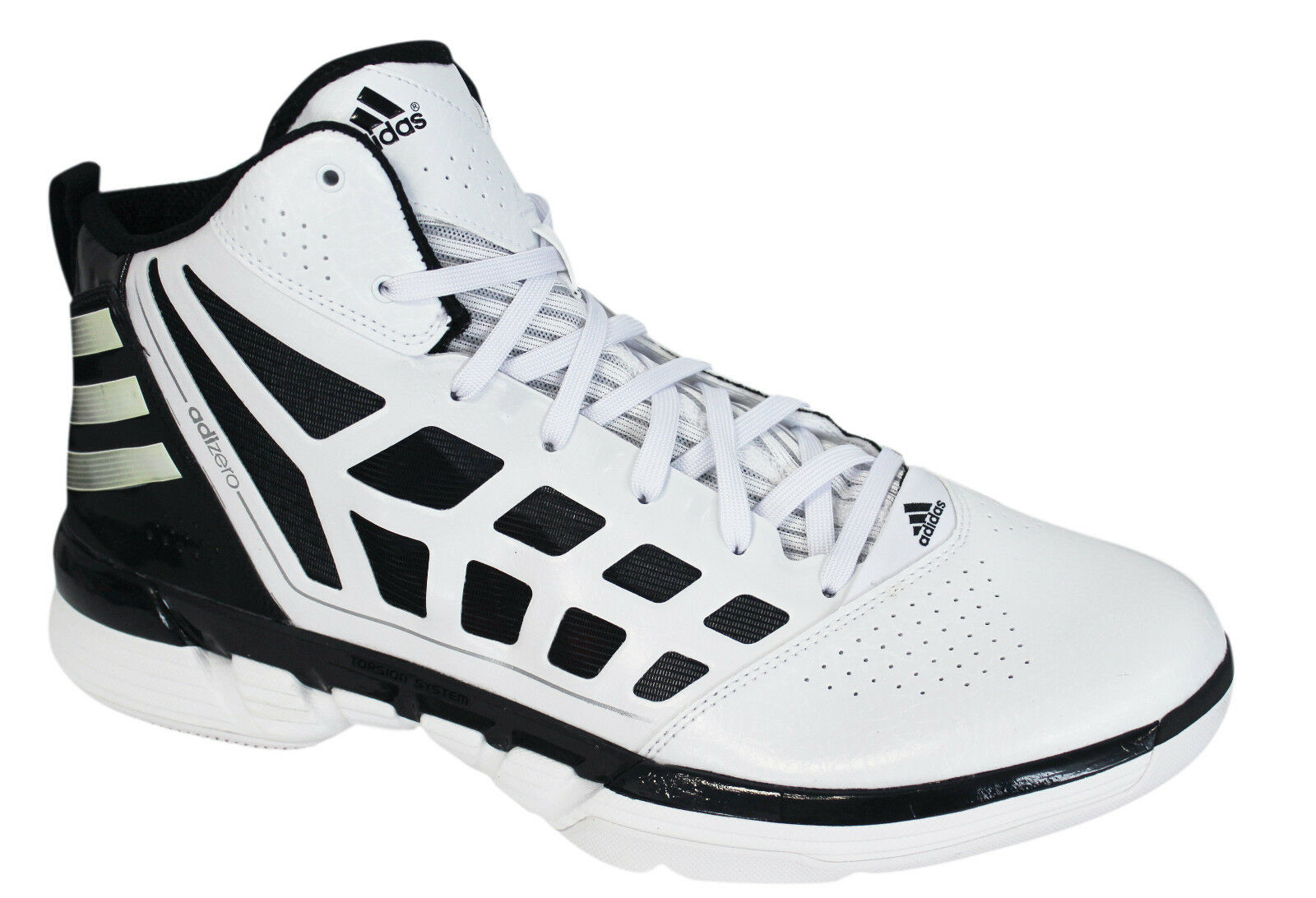 Adidas Performance AdiZero Shadow Mens Basketball Trainers Sports G48035 D43