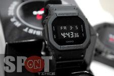 Casio G-Shock Basic Black Men's Watch DW-5600BB-1D