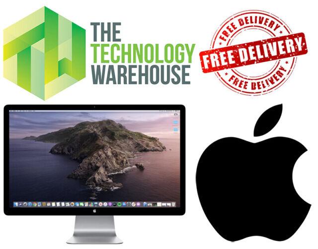 Apple Thunderbolt Display 27 - 1440P QHD Monitor - 2.1 HD - MC914LL/A - 13
