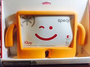 speck iguy  Brand NEW OEM Speck iGuy Mango iPad Mini 1 2 3 Retina Case Cover ...