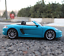 Bburago-1-24-Porsche-718-Boxster-Blue-Diecast-Model-Racing-Car-NEW-IN-BOX thumbnail 4