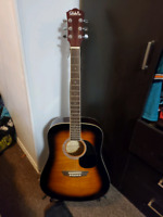 Washburn Acoustic Buy Or Sell Used Guitars In Canada Kijiji Classifieds
