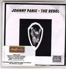 (AS240) Johnny Panic, The Rebel - DJ CD