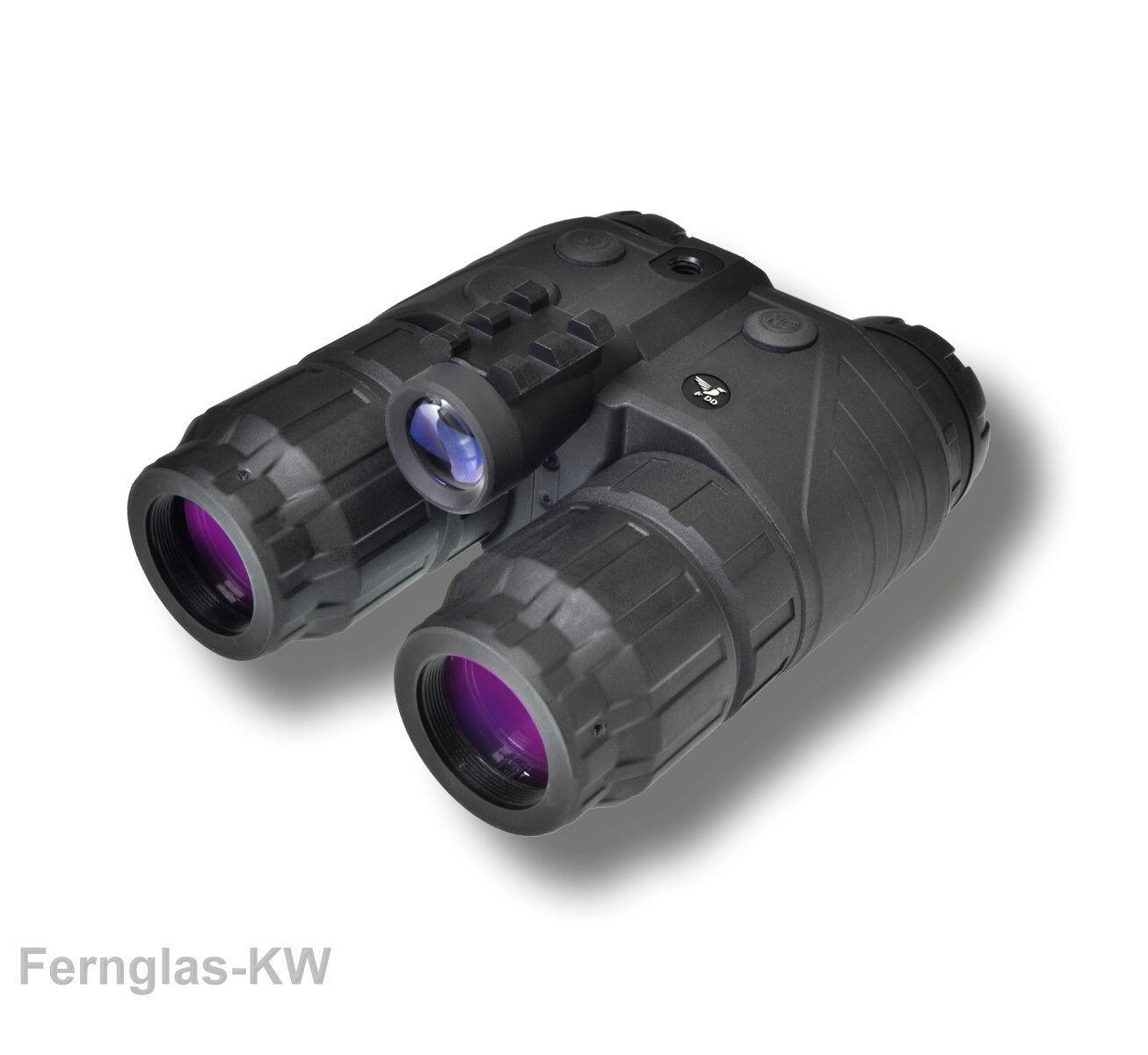 Ddoptics visión nocturna dispositivo Ultralight 1x24 binocular