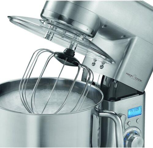 Multi-Küchenmaschine Proficook PC-KM 1096 Rührmaschine MIXER Knetmaschine NEU