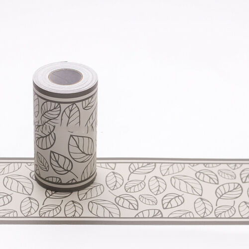 Self Adhesive Wall Skirting Border Wall Paper Waterproof//Decor Floral Look Home